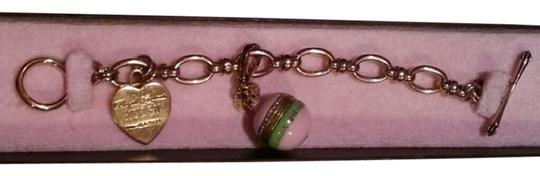 Juicy Couture Juicy Couture Charm Bracelet with Limited Edition Charm