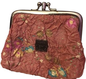 Anna Sui Rose Pink Clutch