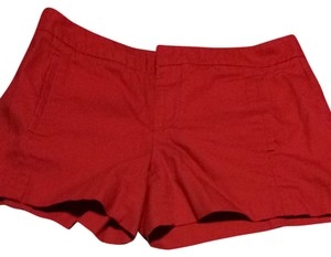 Gap Shorts Red