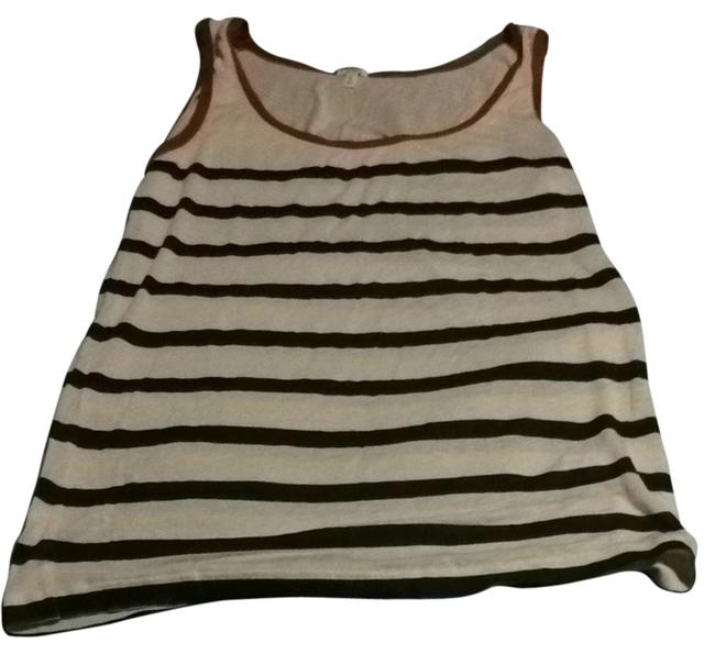 Preload https://item4.tradesy.com/images/jcrew-cream-with-navy-and-burnt-orange-tank-topcami-size-4-s-1358198-0-0.jpg?width=400&height=650