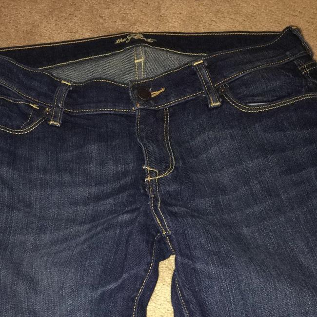 Old Navy Boot Cut Jeans-Dark Rinse