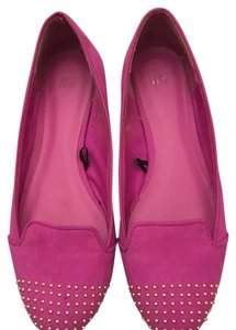 H&M Fuchsia - purplish red Flats