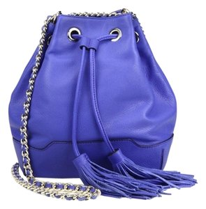 Rebecca Minkoff Bucket Lexi Bucket Tote in Blue