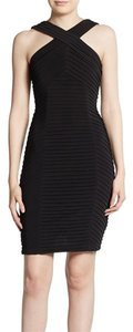 Calvin Klein Sleeveless Crisscross Strap Bodycon Dress
