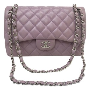 Chanel Classic Jumbo Double Flap Shoulder Bag
