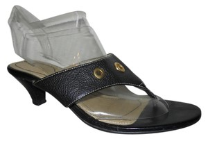 Rockport Leather Thong black Sandals