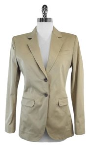 Dolce&Gabbana Tan Cotton Jacket