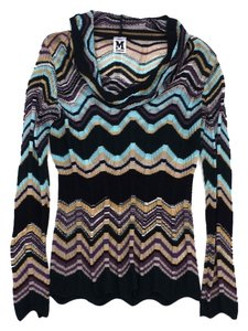 Missoni Long Sleeve Cowl Neck Sweater