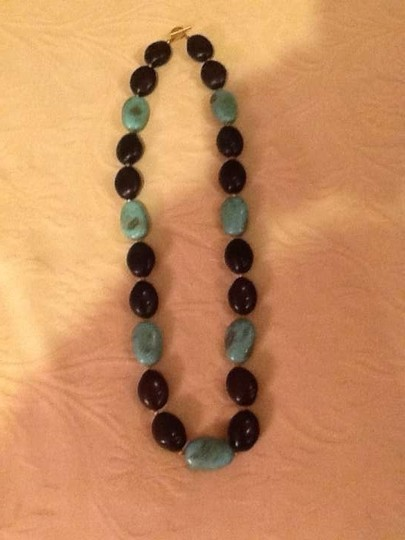 Other Turquoise beaded necklace