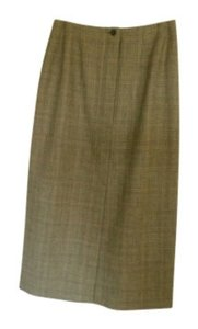 Harvé Benard Skirt Gray