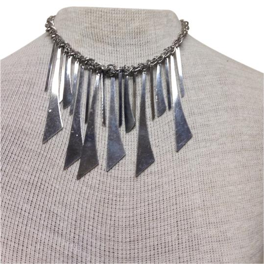 Other Silver tone necklace