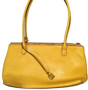 Hobo International Tote in Mustard Yellow