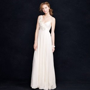 J.Crew Dune Wedding Dress