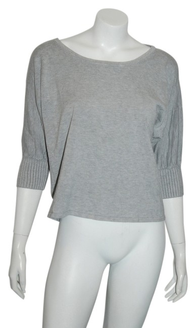 Preload https://img-static.tradesy.com/item/13588165/central-park-west-14-rayon-blend-34-sleeve-s-gray-sweater-0-1-650-650.jpg