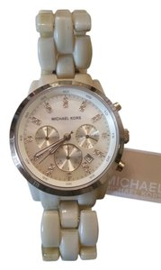 Michael Kors Tortoise Shell smooth accurate movement