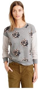 J.Crew Cotton Machine Washable Lightweight Sweatshirt