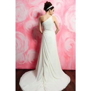 Eden Ivory 2398 Wedding Dress Size 10 (M)