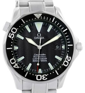 Omega Omega Seamaster Professional 300m Black Dial Mens Watch 2254.50.00