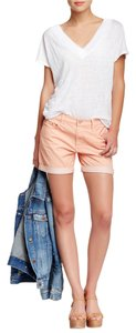 Mother Relaxed Skinny Not Shorts BLUSH
