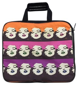 Betsey Johnson Marilyn Pop Art Laptop Bag