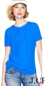 J.Crew Never Worn Cobalt Top blue