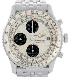 Breitling Breitling Navitimer Fighter Chronograph Steel Watch A13330 Unworn