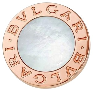 BVLGARI Bvlgari 18K Yellow Gold Mother of Pearl Ring AN855961 US 7.25