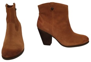 Vince Camuto Toast Aged Suede Wedges