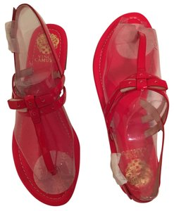 Vince Camuto Red Sandals