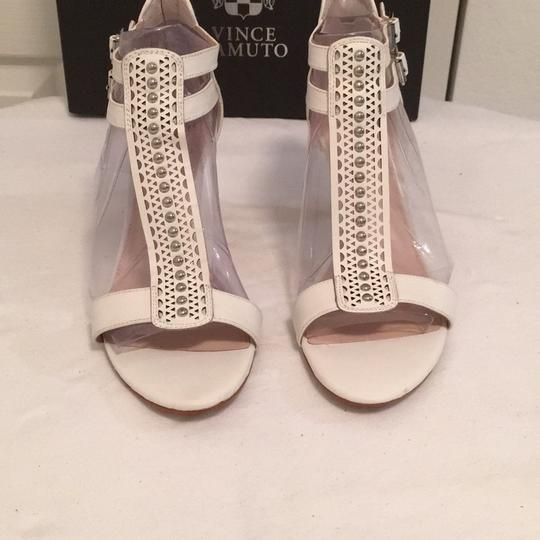 Vince Camuto Soft white Pumps Image 3