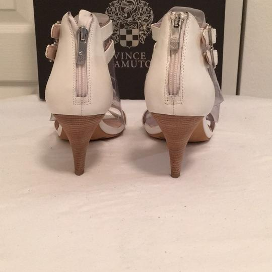 Vince Camuto Soft white Pumps Image 4