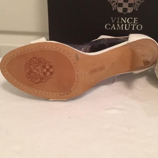 Vince Camuto Soft white Pumps Image 5