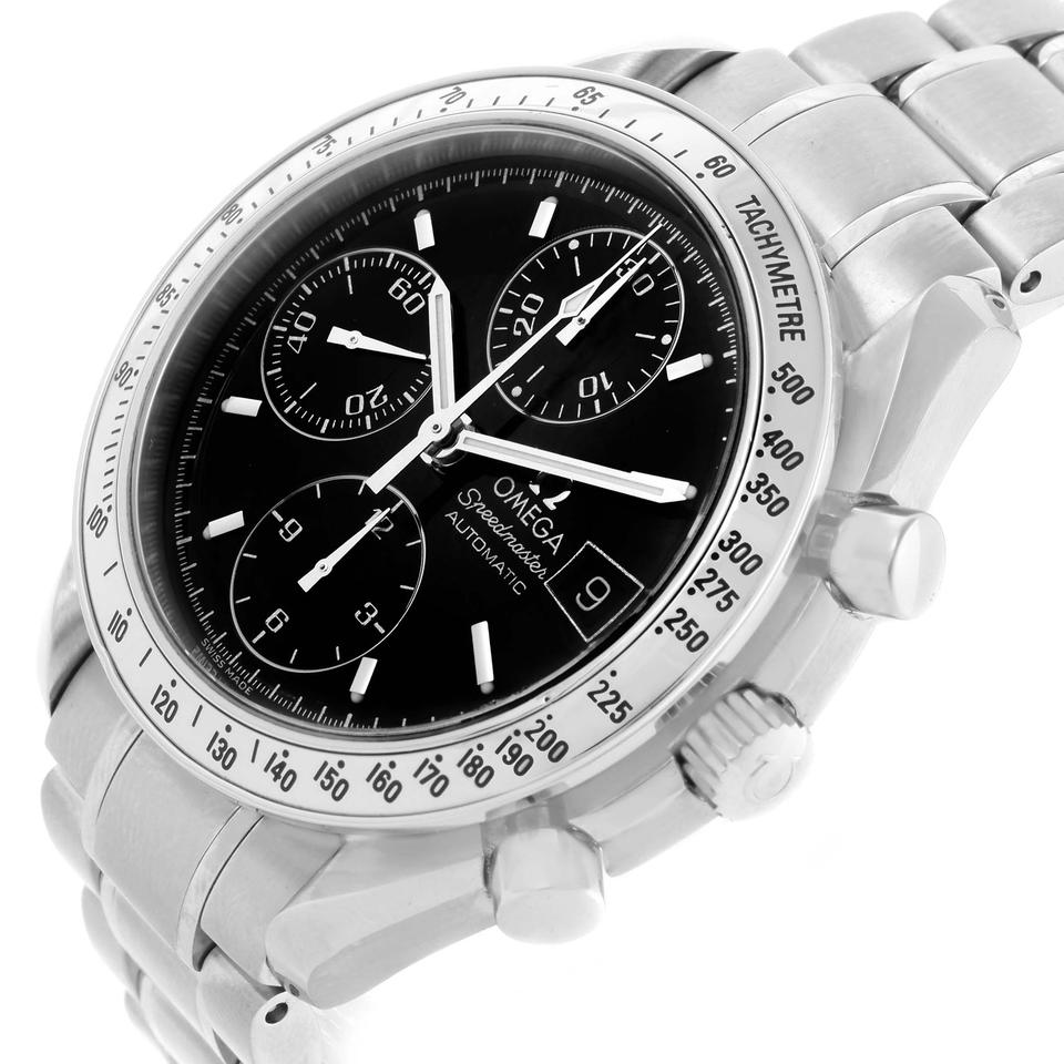 how to change date on chronograph watch