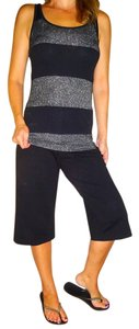 New York & Company Pants Outfit Capris Black