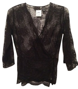 New York & Company Lace Top