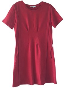 See by Chloé short dress Red on Tradesy
