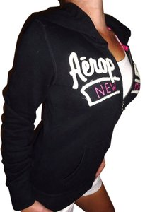 Aropostale Aero Jacket Coat Yoga Sweatshirt