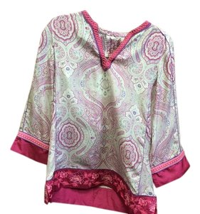 Robert Graham Beaded Tunic