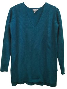 Aéropostale V Neck Sparkle Holiday Sweater