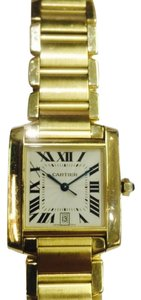 Cartier Mens Automatic Tank