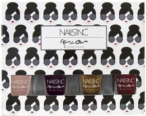 Alice + Olivia ailce + olivia by stacey bendet mini nail polish by nails, inc