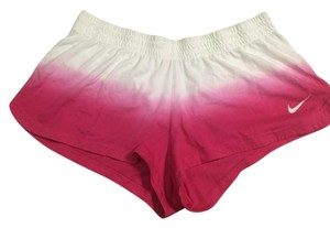 Nike Pink Ombre Shorts