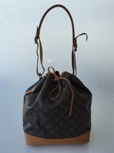 Louis Vuitton Noe M42224 Tote in Monogram