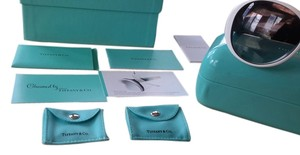 Tiffany & Co. Tiffany Charmed Sunglasses W/ 4 sets of charms.