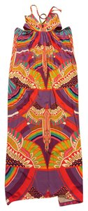 Rainbow Maxi Dress by Mara Hoffman