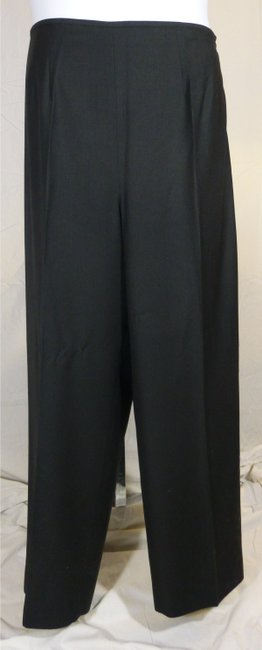 Travis Ayers Travis Ayers Dark Gray Charcoal Professional Career Pants Suit Size 14