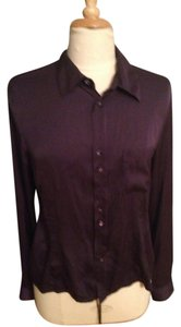 5231798f5c404 Equipment Silk Button Down Shirt Dark Plum