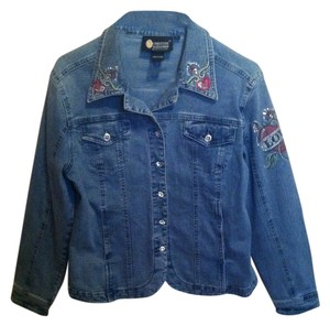 Christine Alexander Blue Denim Jacket