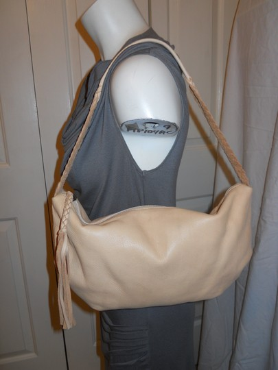 J. Jill Leather Hobo Bag Image 1