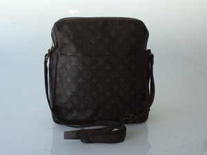 Louis Vuitton Canvas Rare Cross Body Bag